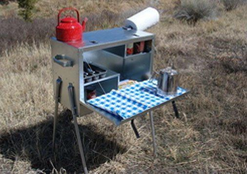 Miscellaneous Accessories - Camping Pantry