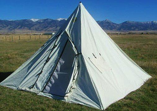 Montana Canvas Tents - Montana Canvas Range Tent