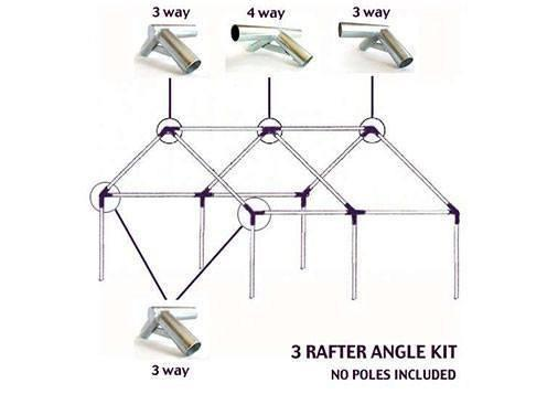 Special - Wilderness Tent Angle Joint Kits