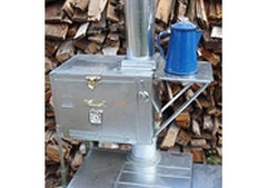 Stove Accessories - Riley Wood Stove Chimney Oven