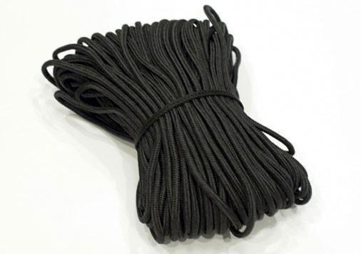 Tent Accessories - Fly Rope 200' And 12 Metal Tensioners
