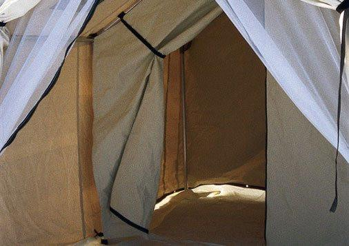 Tent Accessories - Montana Canvas Partition