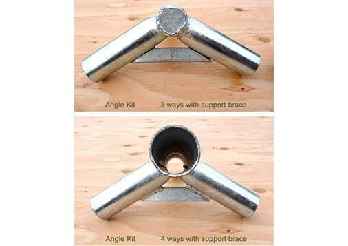 Tent Accessories - Reenactor Angle Kits