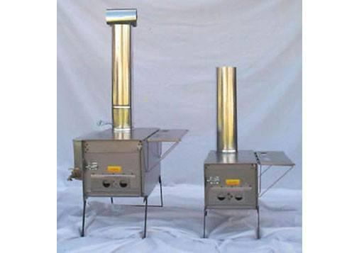 Kni-Co Stoves - Packer / Deluxe Package