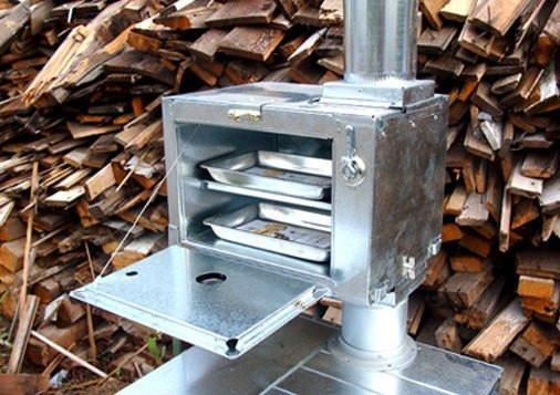 Tent Stoves - Riley Stoves