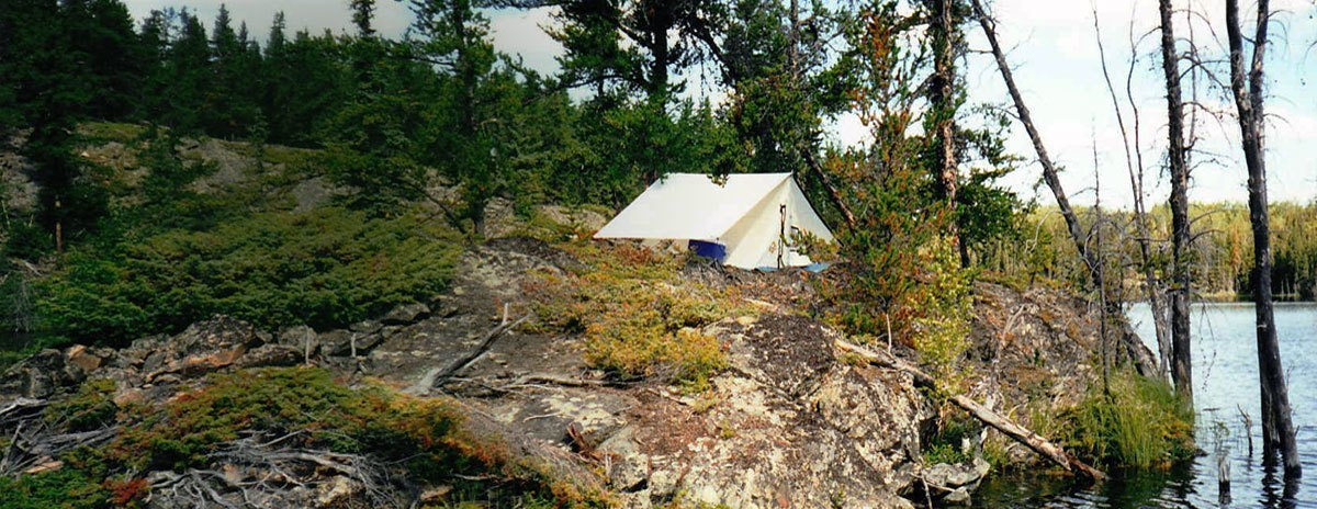 & CANVAS TENTS - LOWEST PRICES IN CANADA