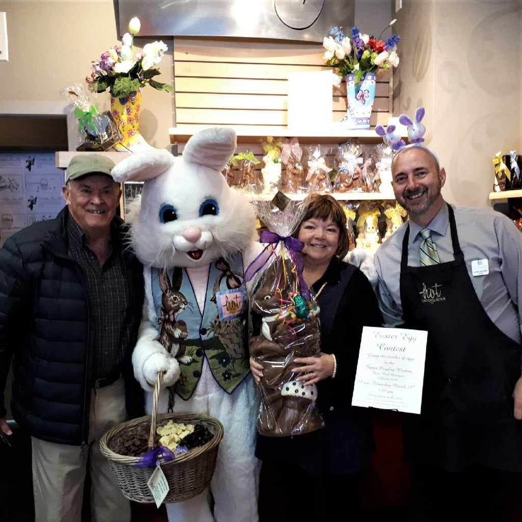 Hoarding Hare Winner Announced