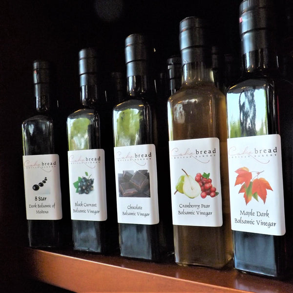 Cakebread Balsamic Vinegar - Traditional