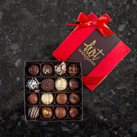 Box of 16 Truffles