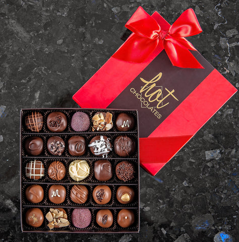 Box of 25 Truffles