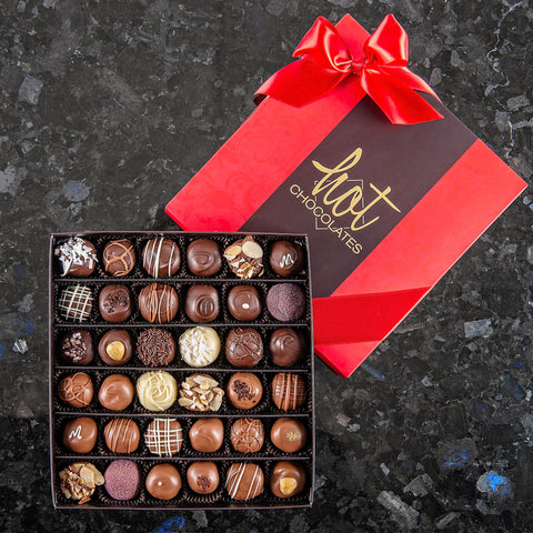 Box of 36 Truffles