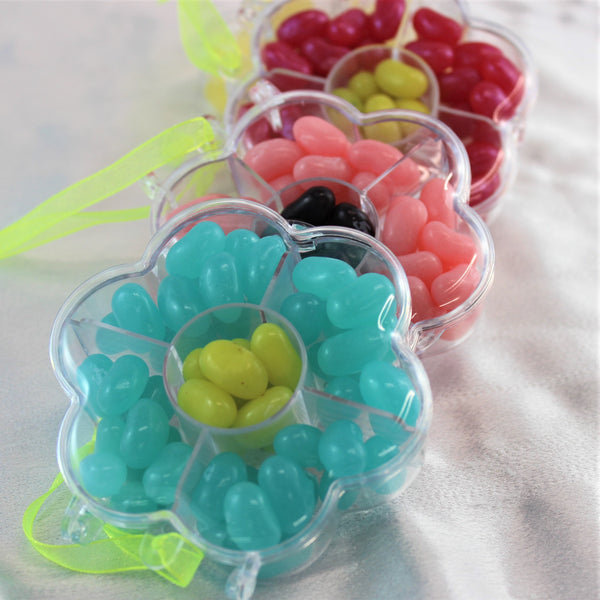 Flower with Jelly Bellies