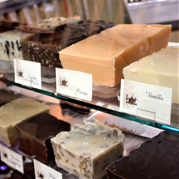 One Pound of Assorted Fudge
