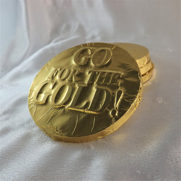 Go for the Gold Coin