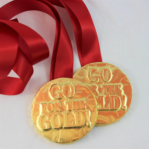Go for the Gold Medal