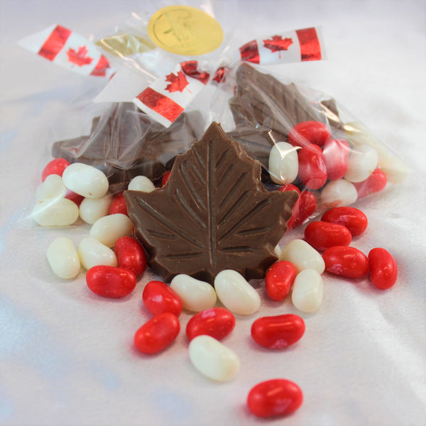 Maple Leaf & Jelly Bellies