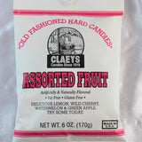 Old Fashioned Hard Candies by Claeys