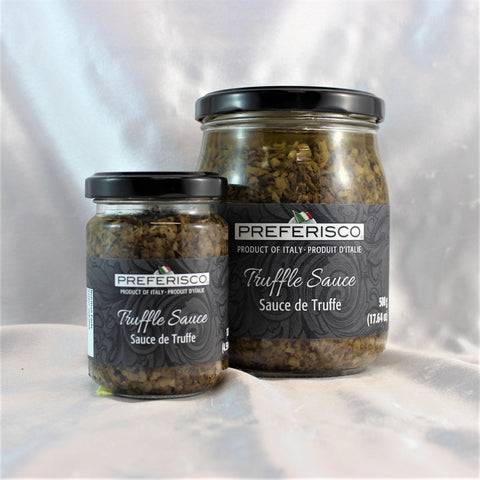 Truffle Sauces by Preferisco