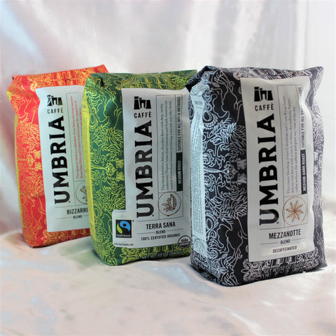 Coffee Beans by Caffe Umbria