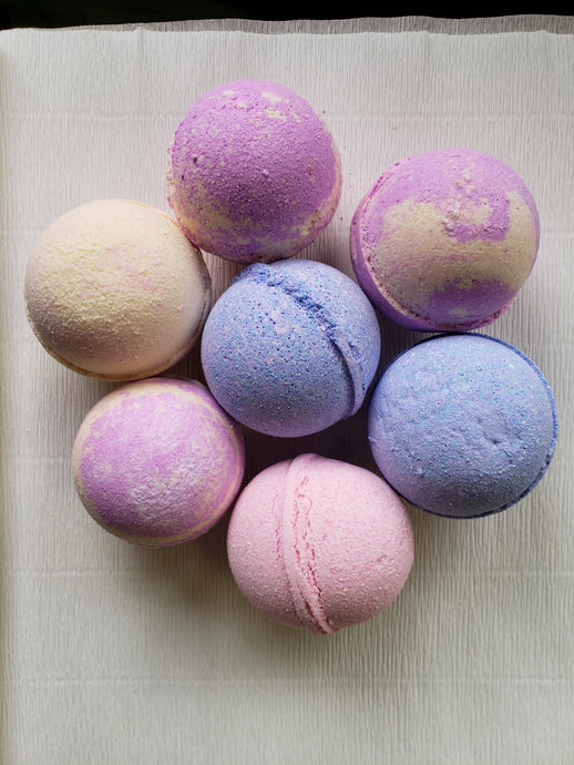 Bath Bombs are here...FINALLY!