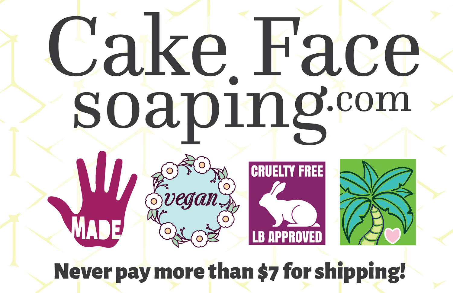 CakeFaceSoaping