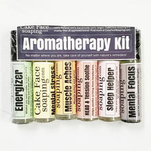 Load image into Gallery viewer, Aromatherapy Survival Kit (6) - CakeFaceSoaping
