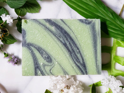Tea Mint - CakeFaceSoaping