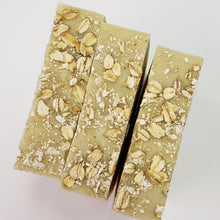 Load image into Gallery viewer, Oatmeal soothing soap - CakeFaceSoaping
