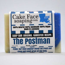 Load image into Gallery viewer, The Postman - CakeFaceSoaping