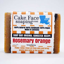 Load image into Gallery viewer, Rosemary Orange - CakeFaceSoaping