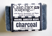 Load image into Gallery viewer, Charcoal - CakeFaceSoaping