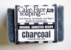 Charcoal - CakeFaceSoaping