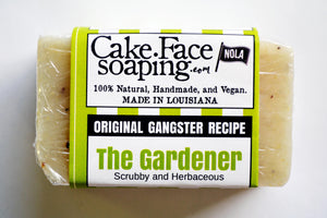 The Gardener - CakeFaceSoaping