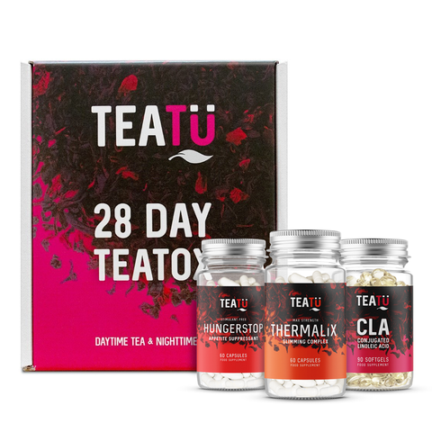 28 Day TEATU Teatox Mega Bundle