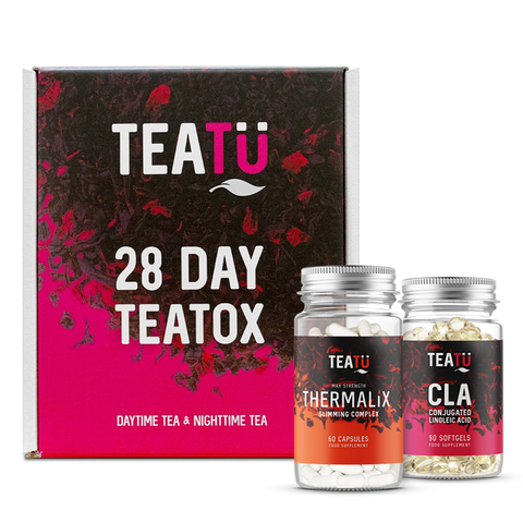 28 Day Teatox Thermalix Bundle