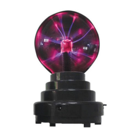 "6"" Plasma Ball Light Show"