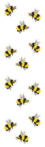 Full Roll - Mrs Grossman's Stickers - BEES