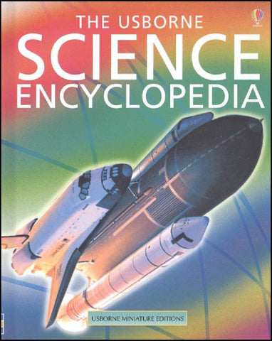 Usborne Science Encyclopedia Book: Mini Edition
