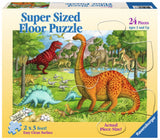 Dinosaur Pals 24 Piece Supersized Floor Puzzle, by Ravensburger