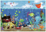 Underwater Treasures 24 Piece Supersized Floor Puzzle, by Ravensburger
