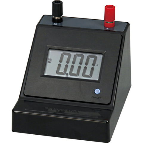 Digital DC Ammeter by Artec - 0.01 to 5 Amp Range