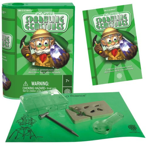 Ein-o Science Sparkling Gemstones Kit