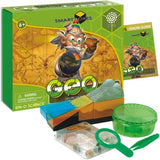 Ein-O Smart Box Kit- GEO SCIENCE- Experiments