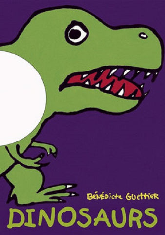 Kane Miller Book: DINOSAURS: Interactive, Ages 0-3 Yrs