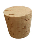 Tapered Cork Stopper Size 14: Each