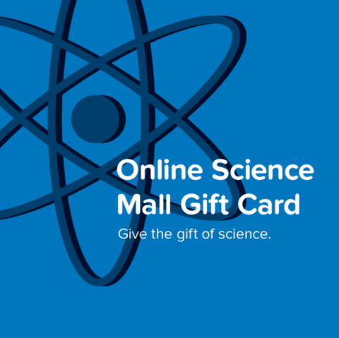 10 00 gift card online science mall