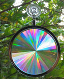 Axicon Rainbow Window - Prismatic Sun Catcher