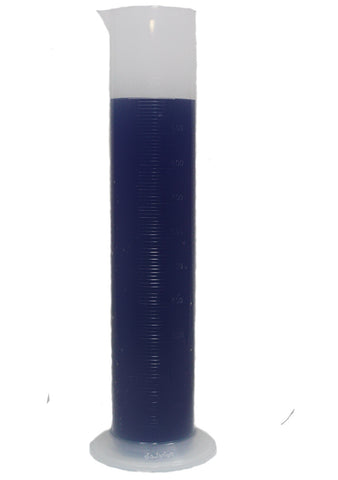 1000mL Polypropylene Measuring Cylinder - 1 Liter Plastic Graduated Cylinder - Online Science Mall