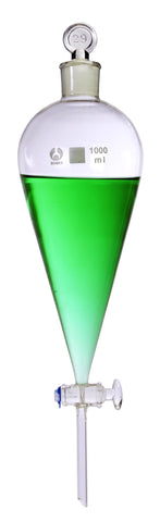 Separatory Funnel with Glass Stopcock 1000mL