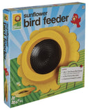 Sunflower Bird Feeder w/Pocket Spotter's Guide